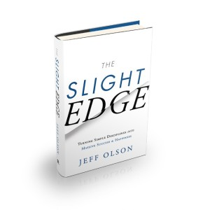 the slight edge book review